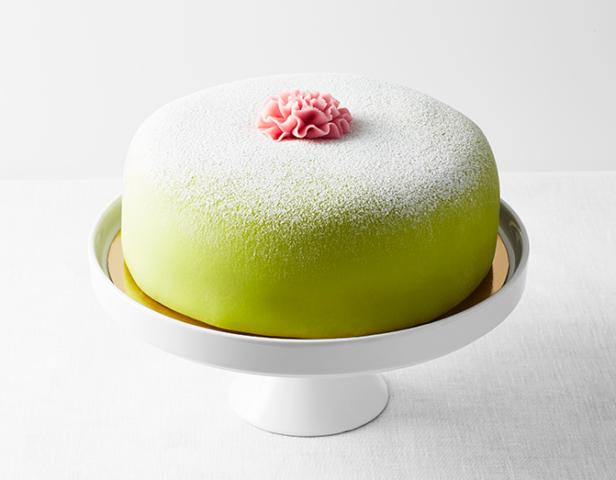 スウェーデン プリンセスケーキ