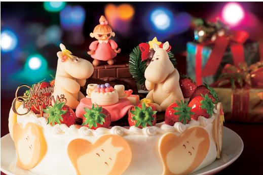 ムーミン ケーキ