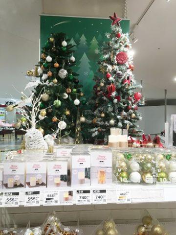 ニトリ クリスマスツリー