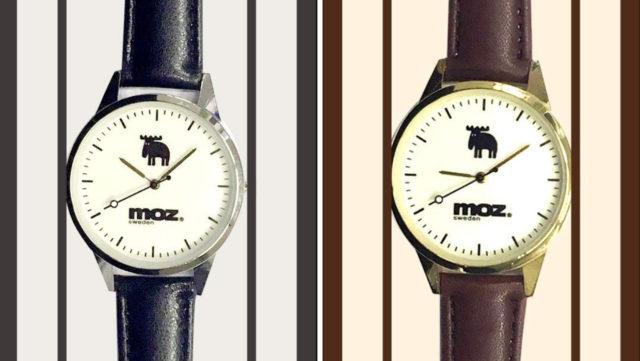 moz付録 腕時計