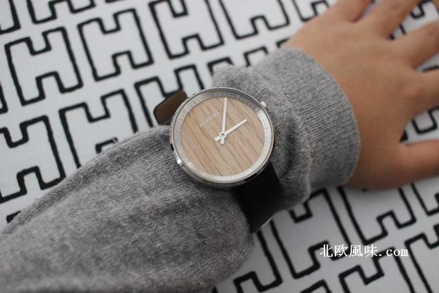 ヴェアホイ腕時計